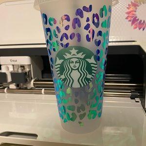 Cold Starbucks Cups